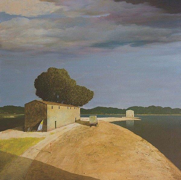 Alessandro Tofanelli 12 landscape lake