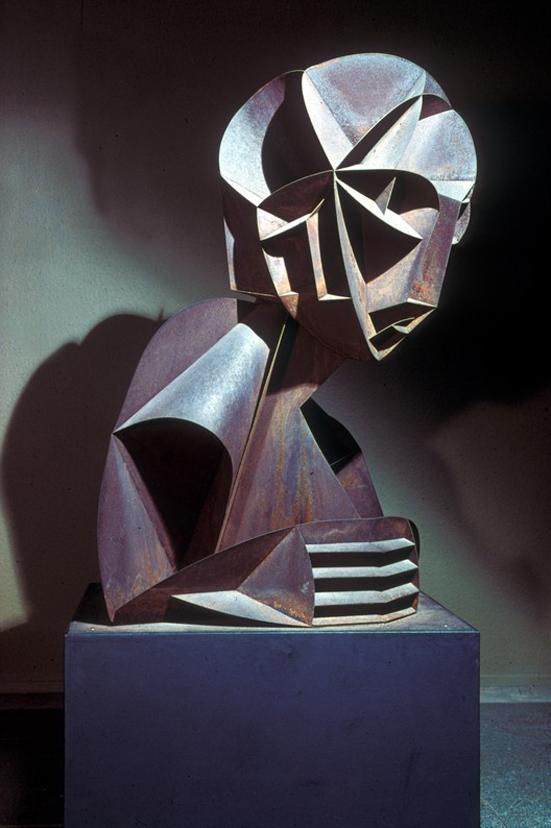 Naum-Gabo-Constructivist-Head-No-2-1916