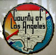 Orriginal Seal of Los Angeles County