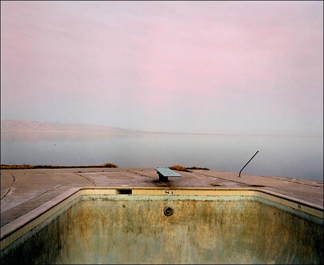 RichardMisrachDivingBoard-SaltonSea-1983