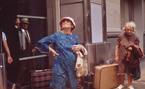 levitt photo old woman
