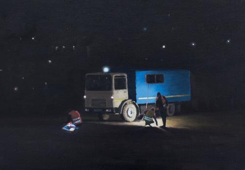 sanu truck