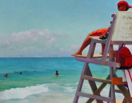 Nigel Van Wieck beach sumemr