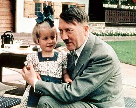 hitler-and-child