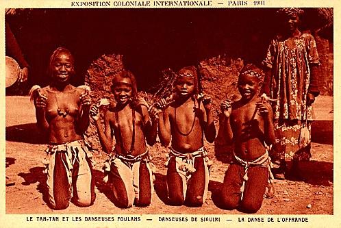 Expo_1931_Siguiri kids