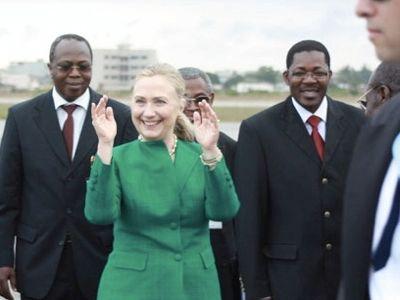 Hillary Clinton, Africa, 2012