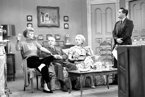 I Love Lucy, 1951-1957