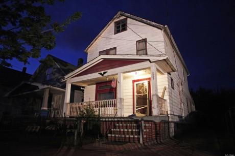 Ariel Castro's house, Cleveland