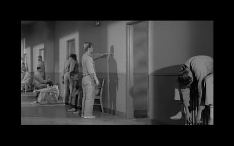 Shock Corridor, 1963, Dr. Sam Fuller