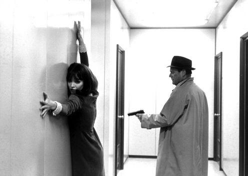 Alphaville, 1965, Dr. Jean Luc Godard