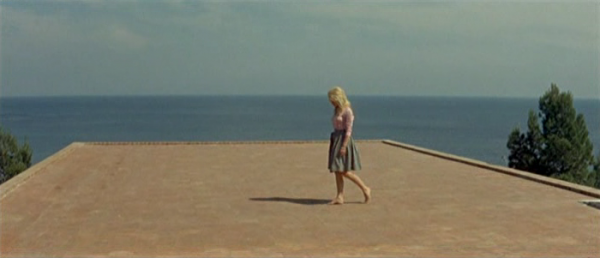 Contempt (1963), Dr. Jean Luc Godard