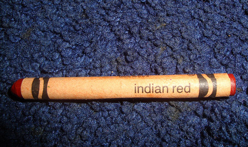 crayola-indian-red-carpet