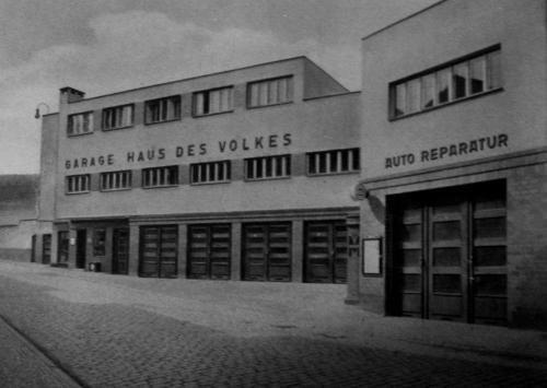 Haus des Volkes, Architect Alfred Arndt, 1929 appx.