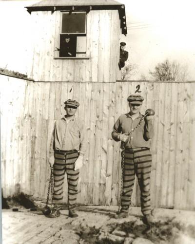 prison chain