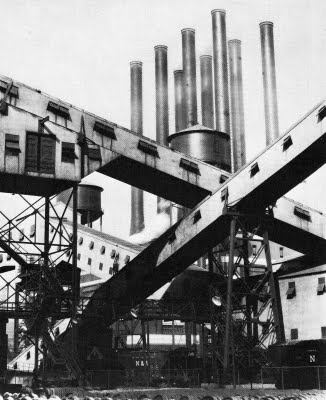 sheeler factory 1927