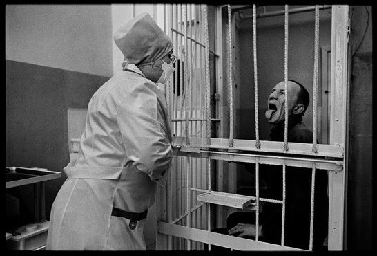 Correctional Unit 1, Tomsk, Siberia