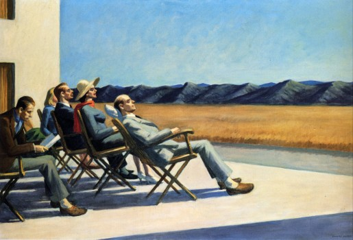 Edward Hopper, 1960