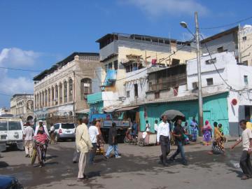 Djibouti City, 2012