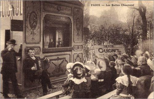 puppett theatre