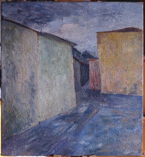 Alberto Burri, 1947