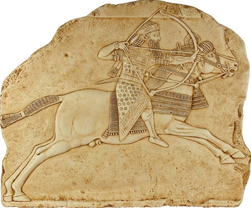 Ashurbanipal Palace, Nineveh, 640 B.C.