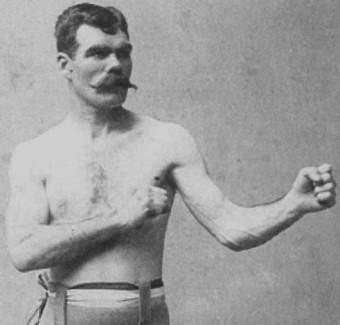 Paddy Slavin, late 1890s