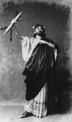 J-T- Sheppard, Peithetairus, 1903