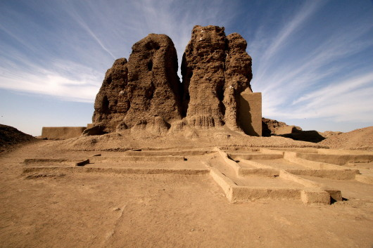 Temple Kingdom of Kerma, Sudan, 3000 BC