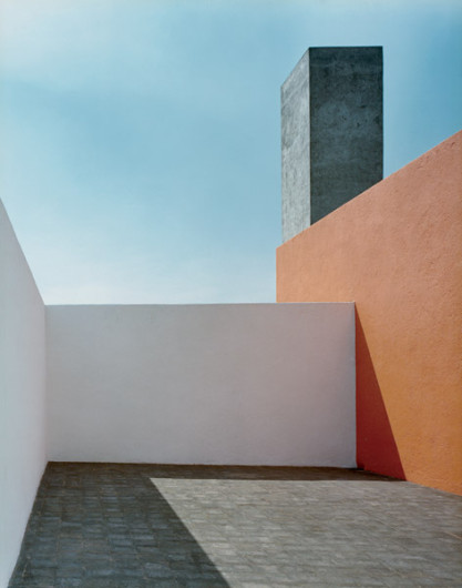 Barragan House, 1948, Mexico City, Luis Barragan architect
