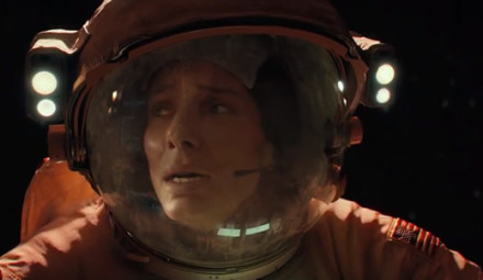 Gravity, 2013, Dr. Alfonso Cuaron