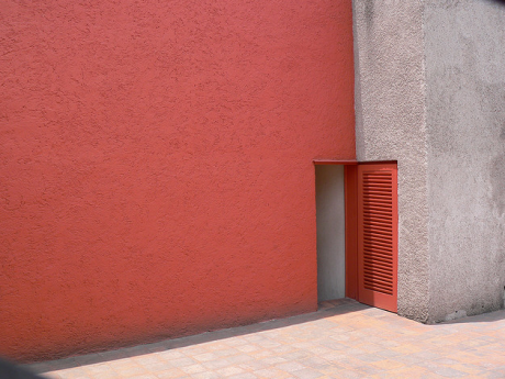 Barragan House, (Casa Barragan), Mexico City, Luis Barragan architect