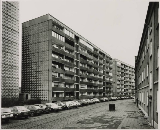 Thomas Struth, Dessau Germany, 1991