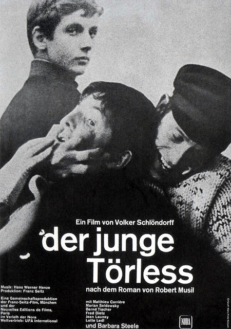The Young Torliss, 1966 Dr. Volker Schlondorff