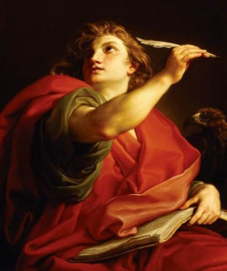 Pompeo Batoni (1708-1787), St John the Evangelist.