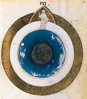 Gautier de Metz, 13th century manuscript page
