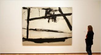 Kline, at MOMA