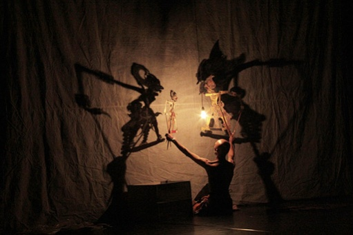 Mugi Wayang (shadow puppet) Co. Jakarta