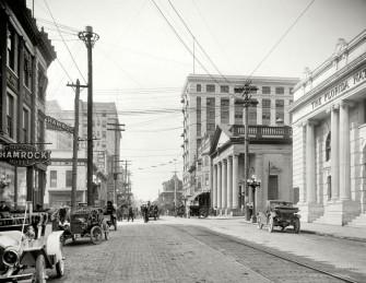 Jacksonville Florida, 1910