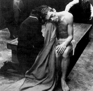 Jerzy Grotowski production, Constant Prince (Calderon), 1966