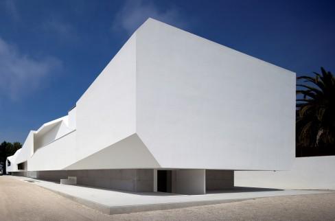 'Porto House', Alvaro Leite Siza Vieira, architect. 2010