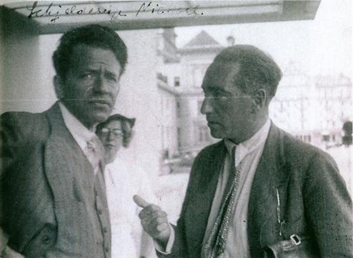 Harald Sjeldrup, Wilhelm Reich. 1934