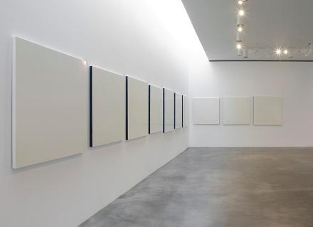 Robert Ryman, Pace Gallery