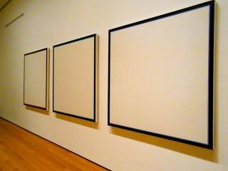 Jo Baer, MOMA