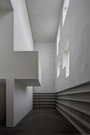 Moholy-Nagy home, Bauhaus, Dessau.