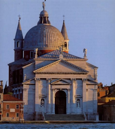 Chiesa del Santissimo Redentore, Andrea Palladio architect, 1592