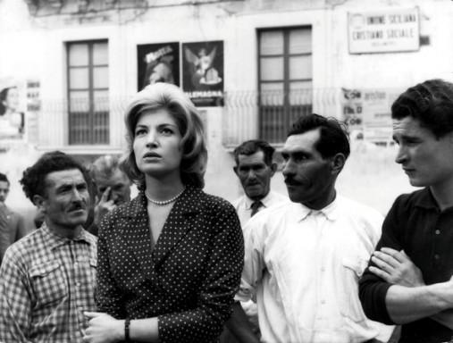 L'Avventura, 1960. Michelangelo Antonioni dr.