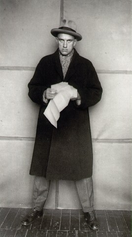 Mayakovsky. Photo by Rodchenko.