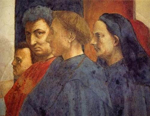 Tomasso Masaccio, Chapel Brancassi, 1420s.