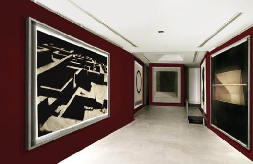 Marco Tirelli. La Galleria Civica di Modena.