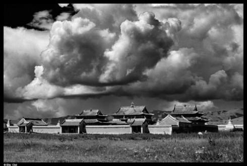 Elio Ciol, photography. 'Mongolia'